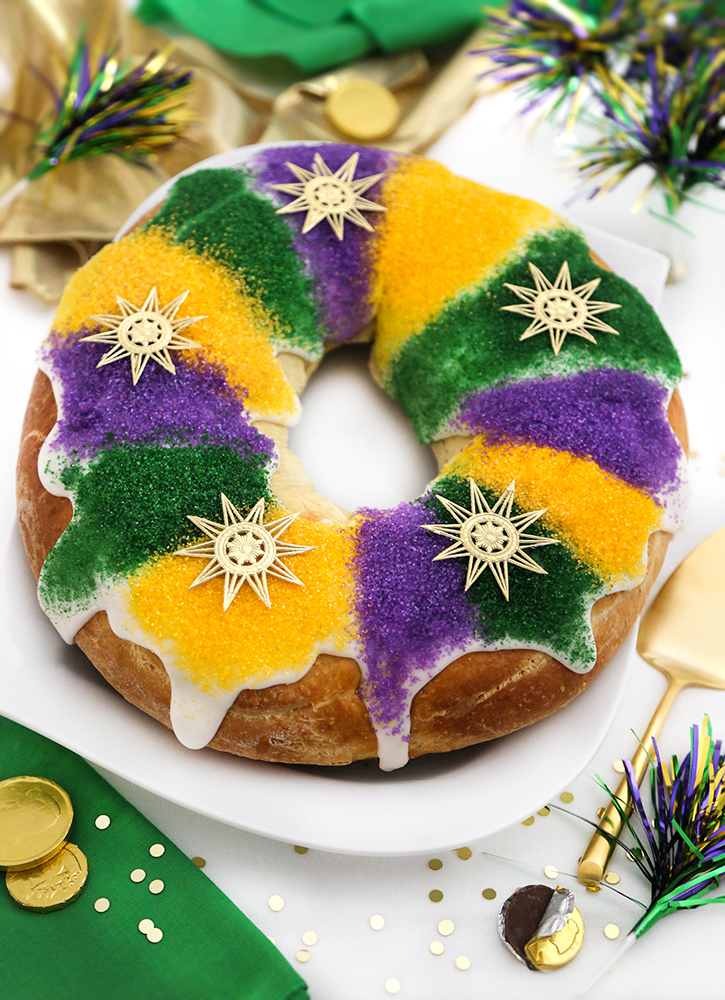 Rasienne Sprinkle Bakes King Cake Beauty 1