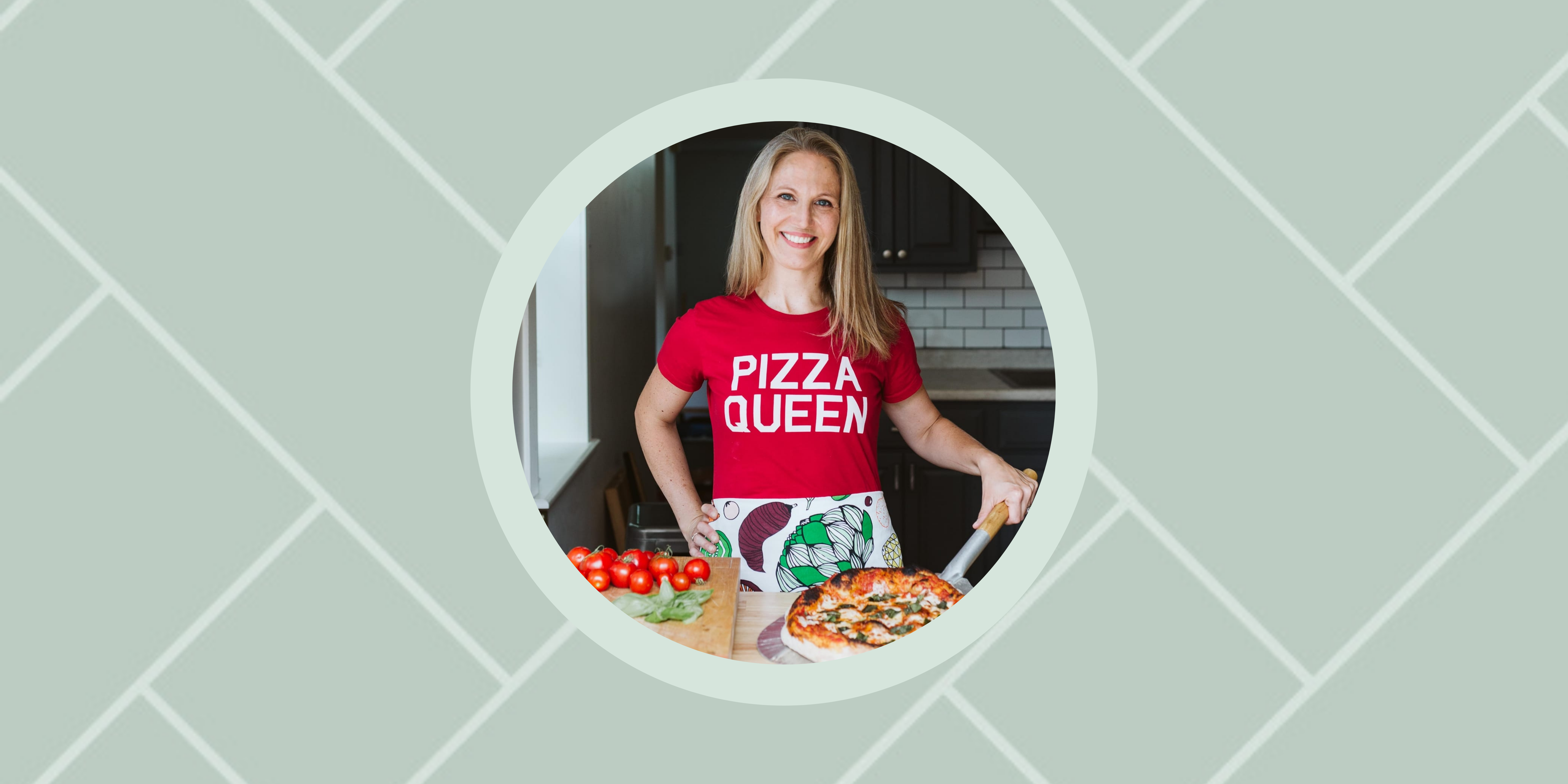 Peggy Pizza Banner